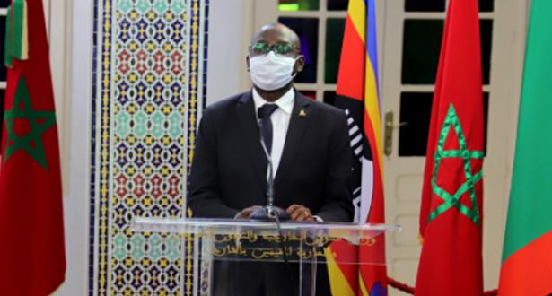 الكاتب العام لوزارة الخارجية الزامبية : افتتاح قنصلية عامة بالعيون يعكس دعم مغربية الصحراء