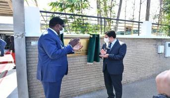 La République de Zambie inaugure son ambassade à Rabat