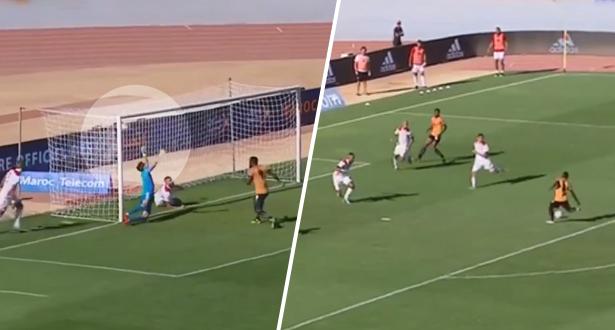 """ثلاثة أهداف في الشوط الأول .. زامبيا تحرج """"الأسود"""""""