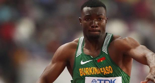 البوركينابي زانغو أول رياضي يتخطى حاجز الـ18 متر في الوثبة الثلاثية داخل القاعة