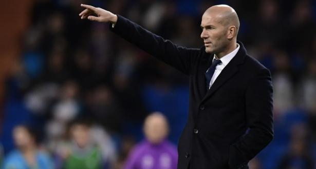 زيدان يعلن رسميا عن أول مغادري ريال مدريد