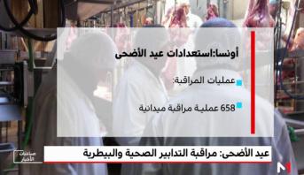 عيد الأضحى .. مراقبة التدابير الصحية والبيطرية